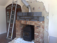 Fireplace Alterations