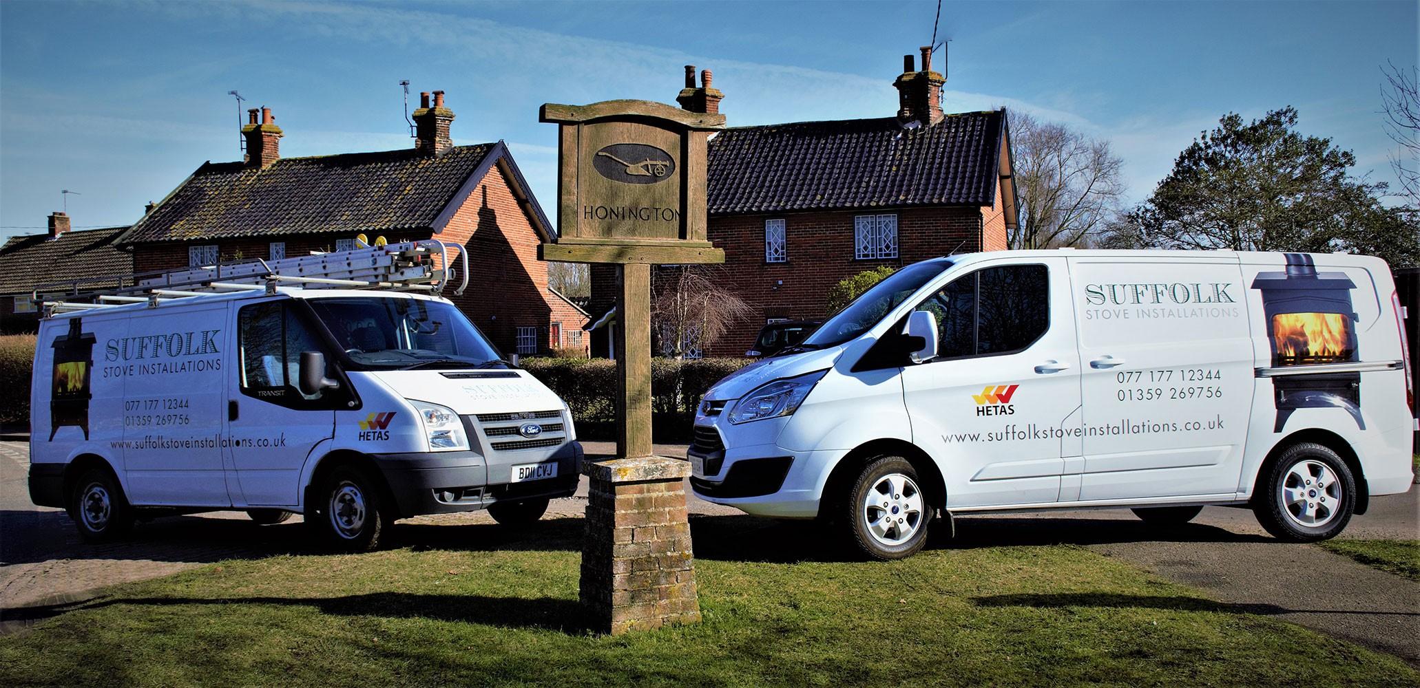 Suffolk Stove Installations Vans